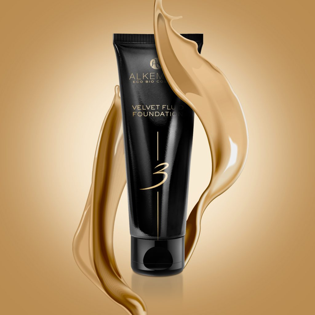 Alkemilla Velvet Fluid Foundation